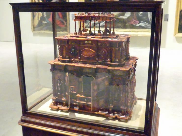 Kabinettschrank, um 1625, Bild 2/3