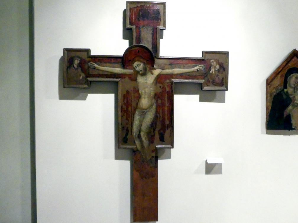 Kruzifix, Beginn 14. Jhd.