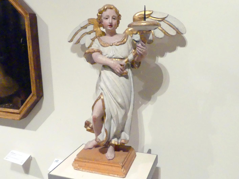 Kerzenhalter-Engel, 17. Jhd.