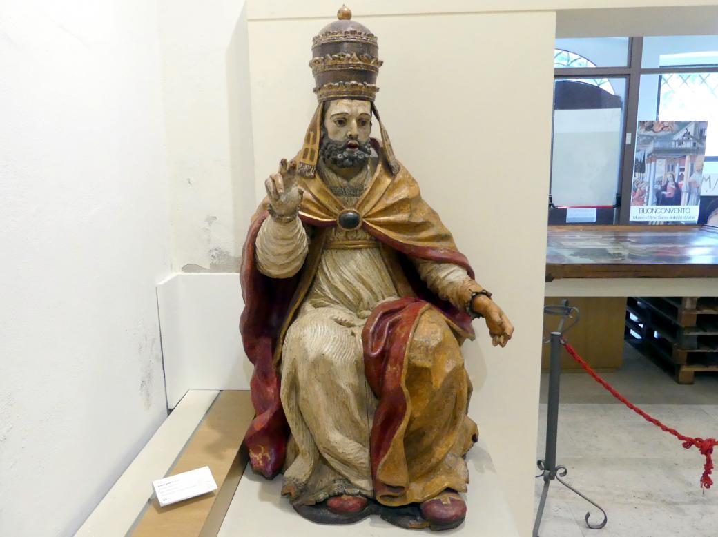 Heiliger Papst (Paul V. ?), 17. Jhd.