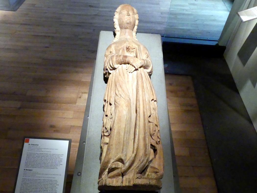 Heilige Benigna, vor 1327