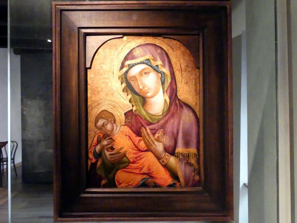Madonna von Most, vor 1350
