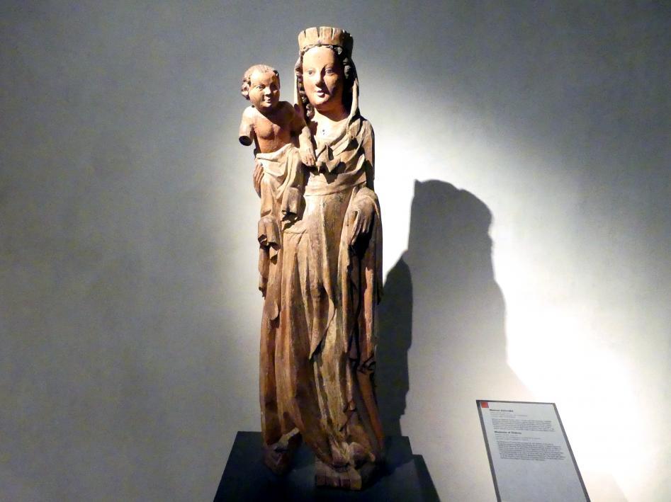 Madonna von Žinkovy, um 1330 - 1340