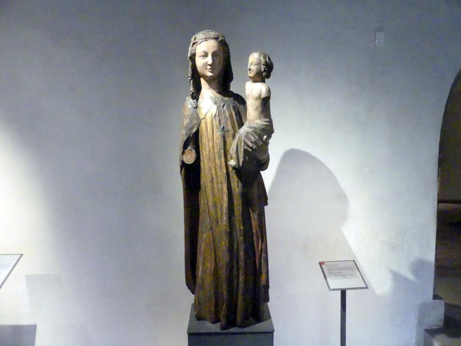 Madonna von Rouchovany, um 1310 - 1330
