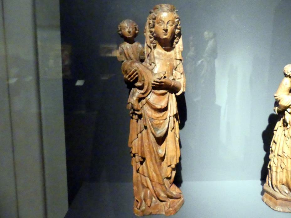 Meister der Madonna von Michle: Madonna von Hrabová, um 1345