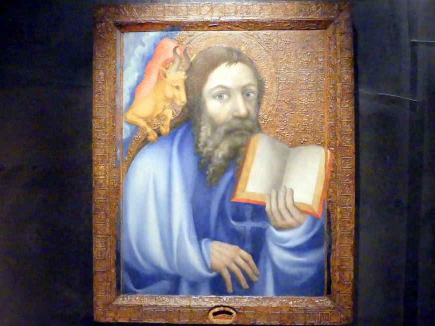 Theoderich von Prag: Evangelist Lukas, 1360 - 1364
