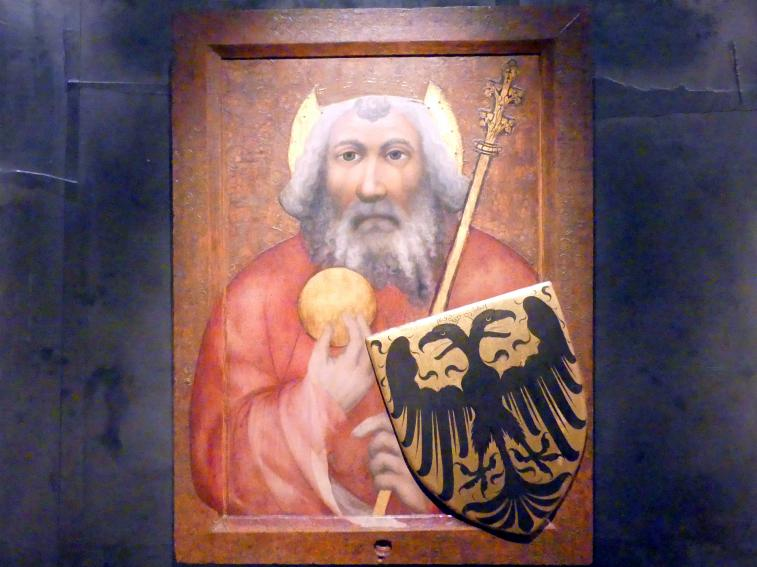 Theoderich von Prag: Heiliger Karl der Große, 1360 - 1364