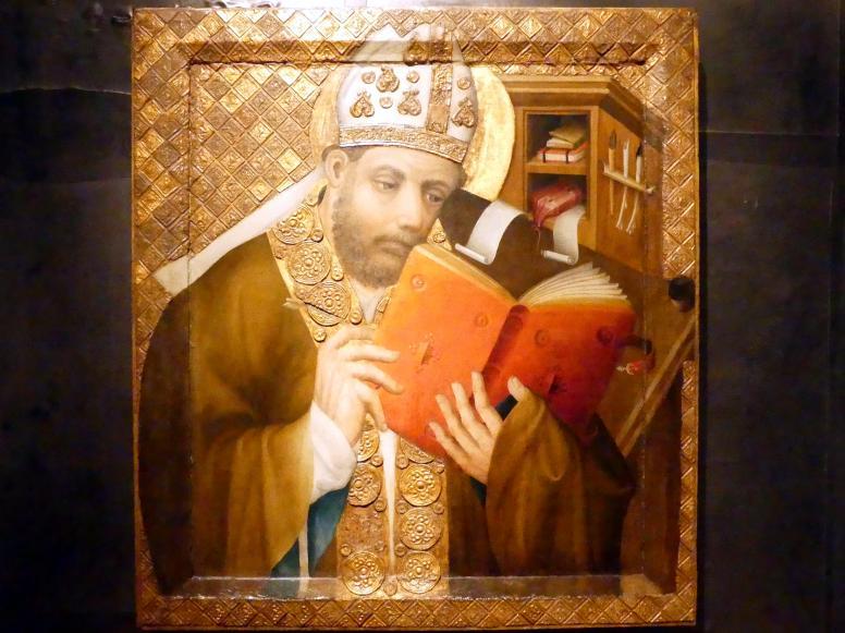 Heiliger Ambrosius, 1360 - 1364