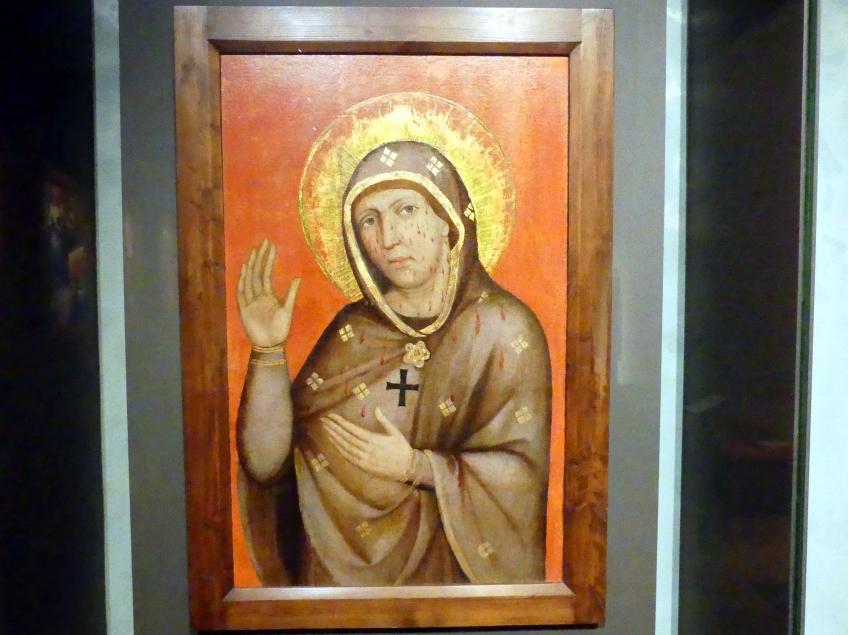 Santa Maria in Aracoeli, Um 1360 - 1370