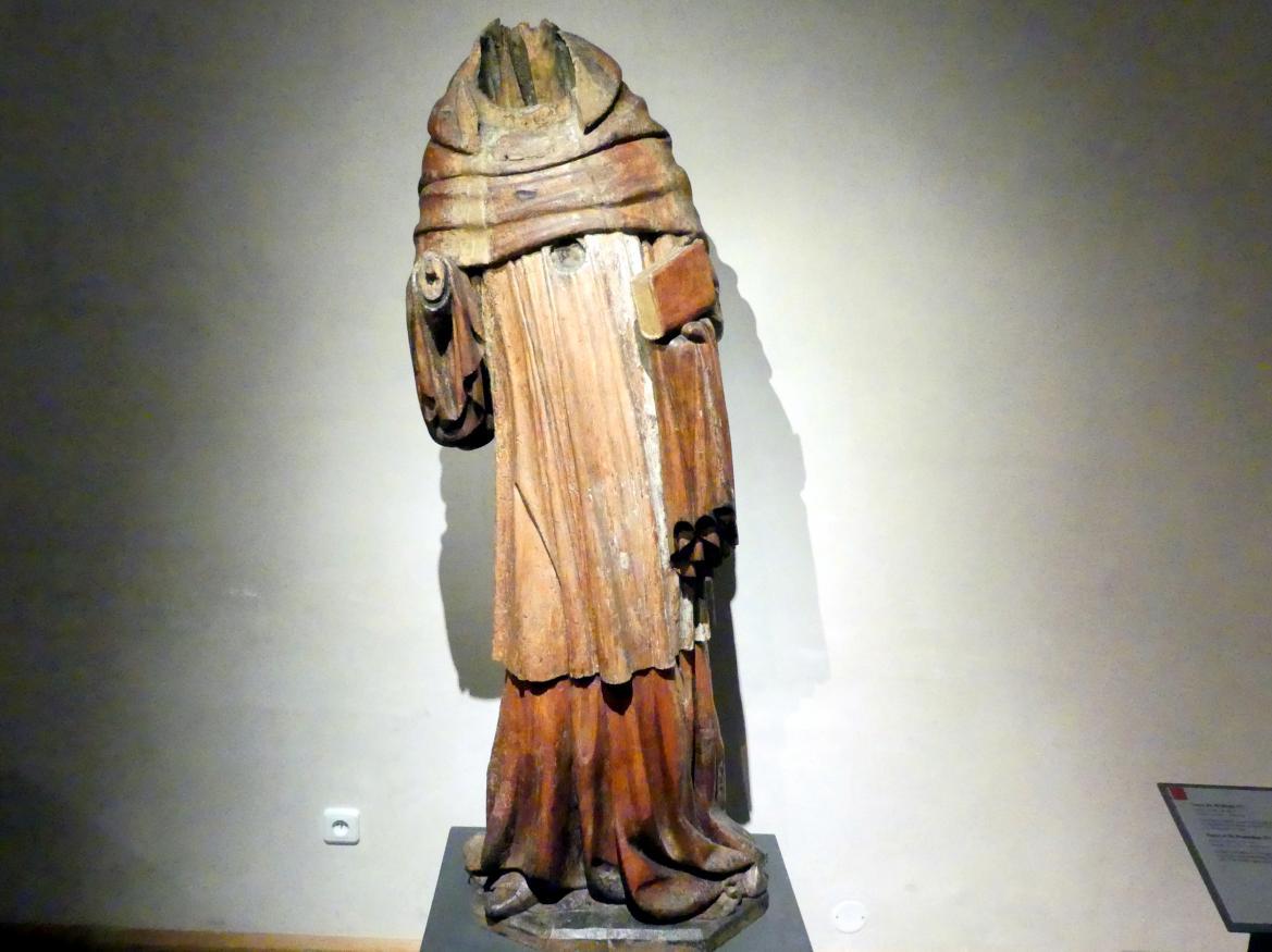 Torso des Heiligen Prokop, um 1370 - 1380