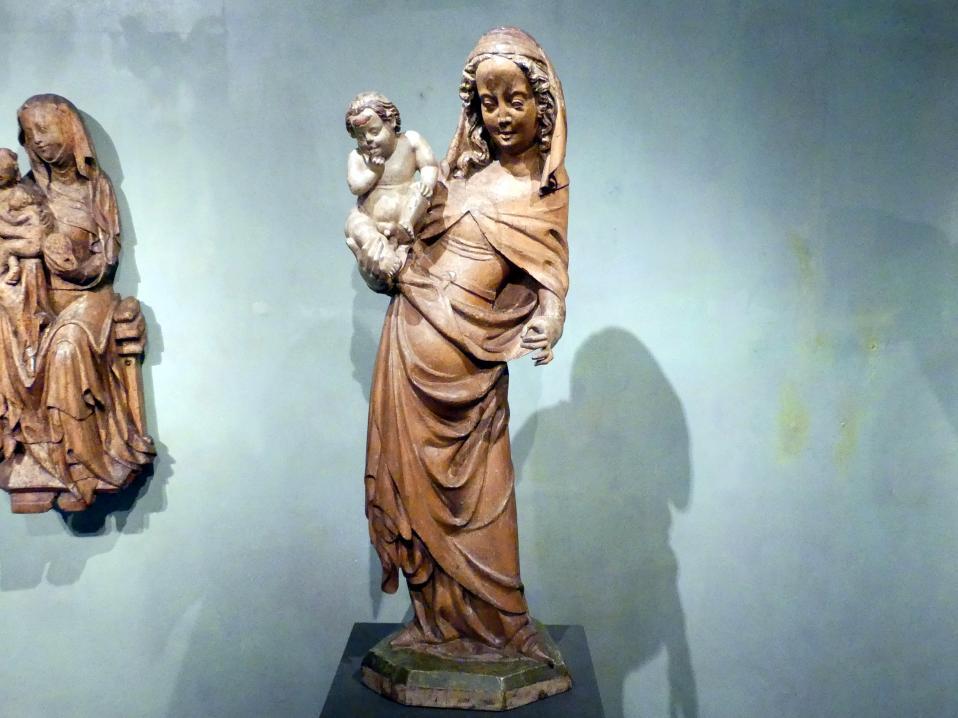 Madonna von Zahrazany, um 1370