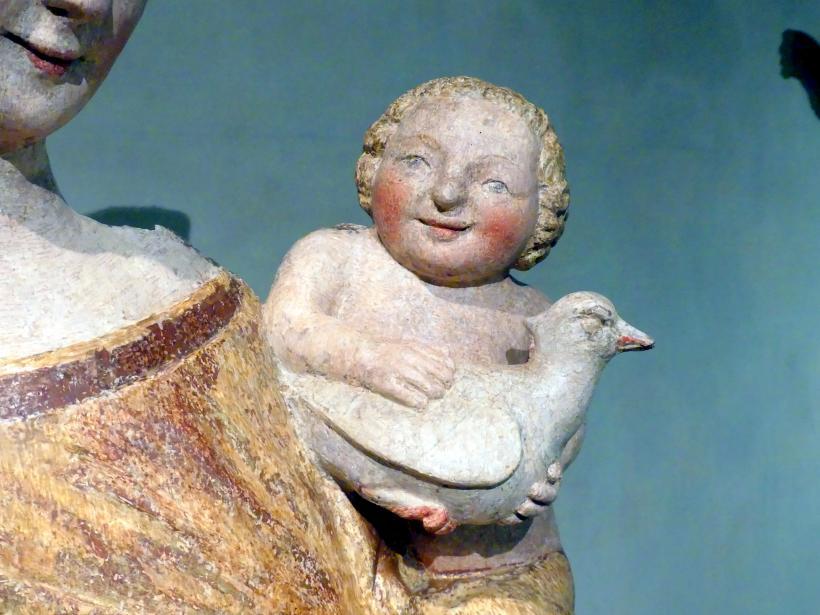 Madonna von Dolní Kalná, um 1340 - 1350, Bild 5/6