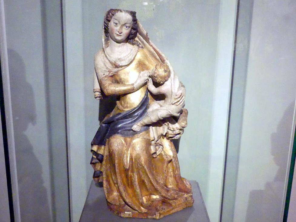Madonna von Konopiště, um 1365 - 1370