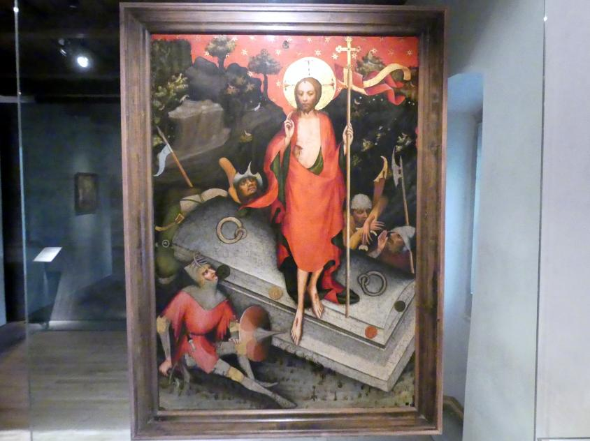 Cibulka-Triptychon, 1380 - 1390