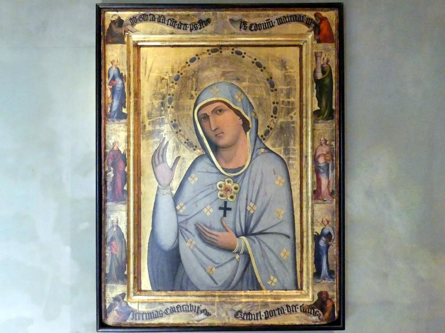 Meister von Wittingau (Werkstatt): Santa Maria in Aracoeli, Um 1390