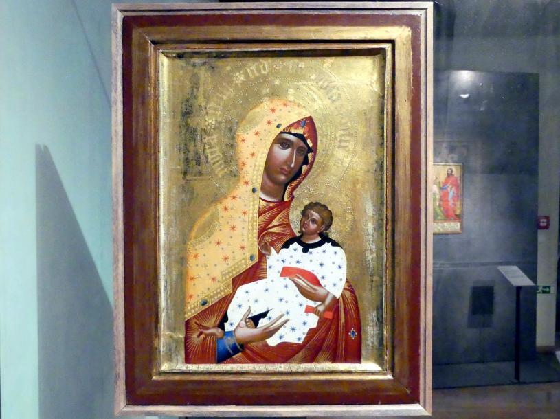 Madonna von Březnice, 1396
