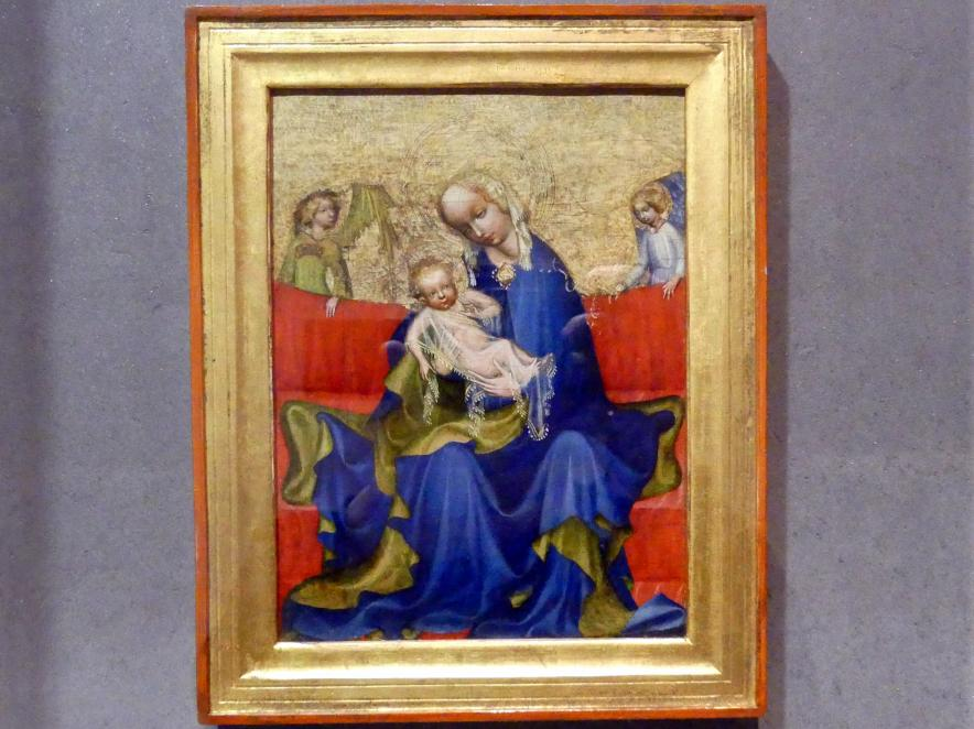 Madonna von Jindřichův Hradec, um 1410