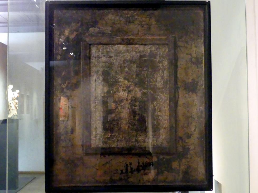 Rahmender Madonna des Veitsdomes, Um 1400