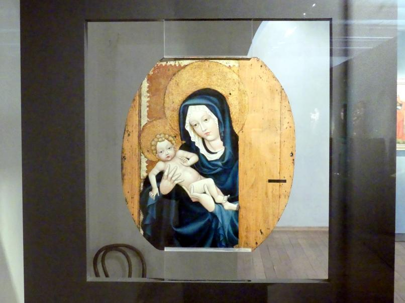 Madonna Lnářská, um 1410 - 1420