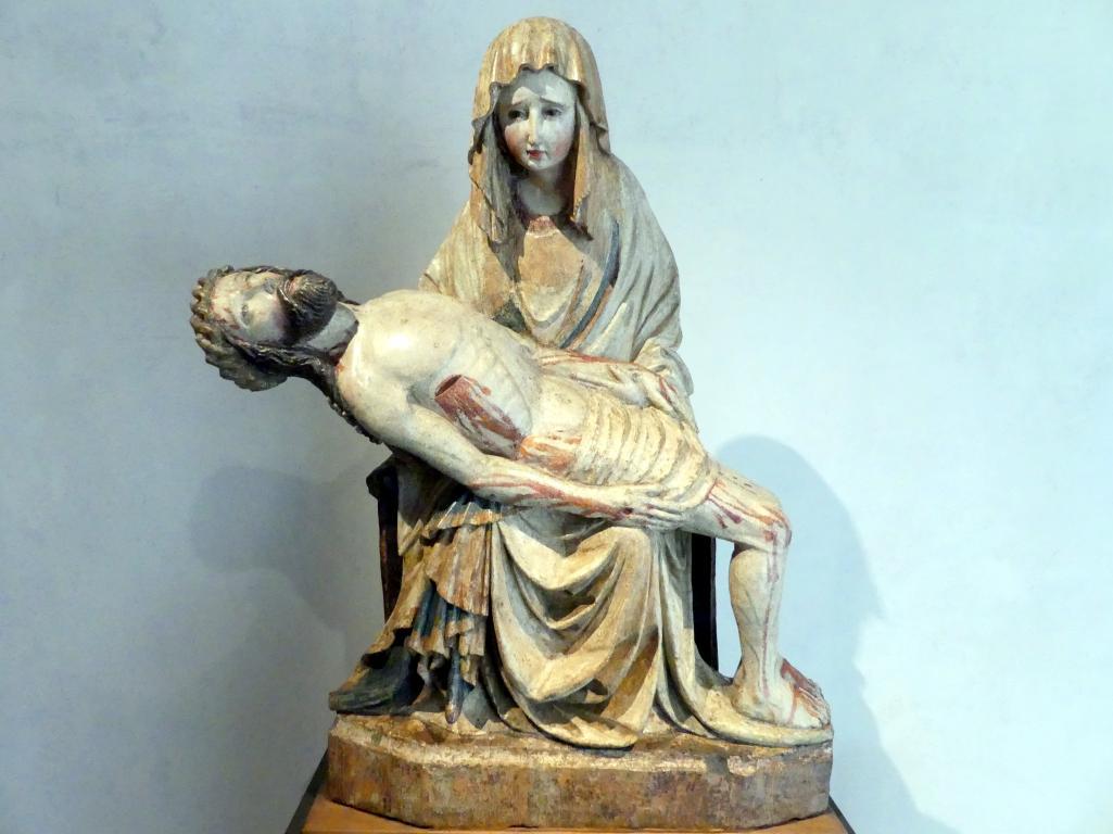 Pietà von Jedlka, um 1420 - 1430