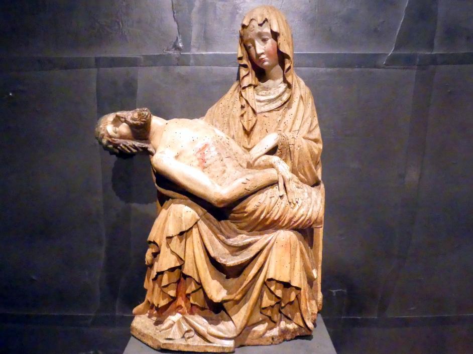 Pietá von Nesvačily, um 1420 - 1430