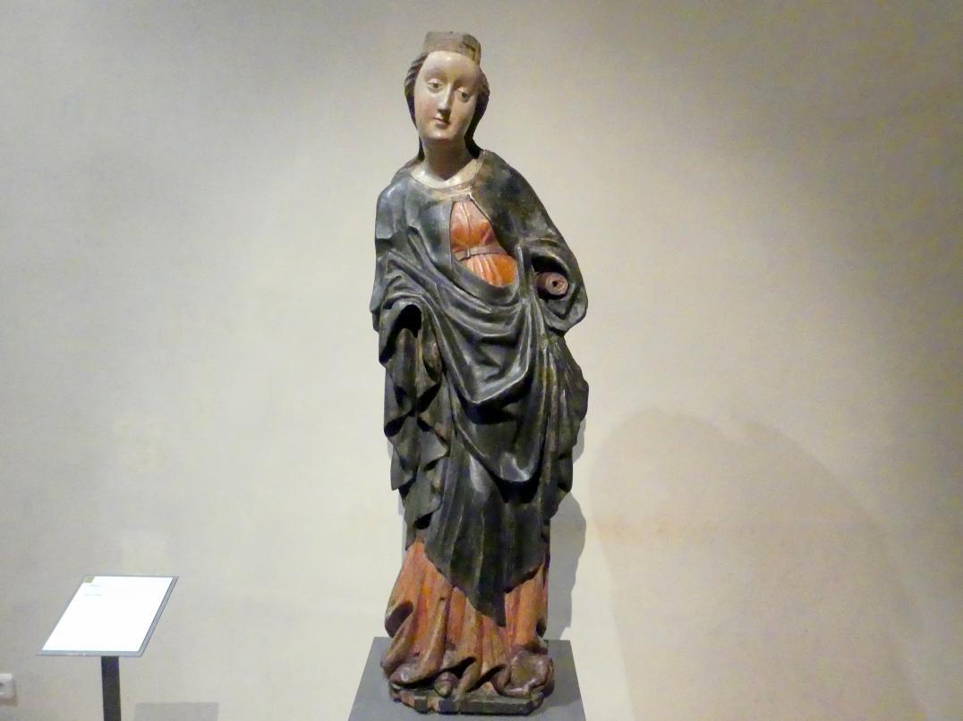 Heilige Jungfrau, um 1450