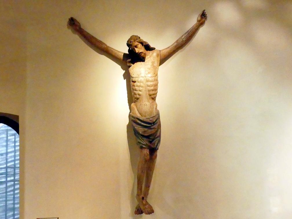 Meister des Teyner Kalvarienbergs (Umkreis): Gekreuzigter Christus, 1436