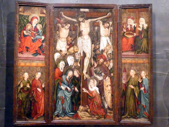 sog. Reininghaus Altar, um 1430