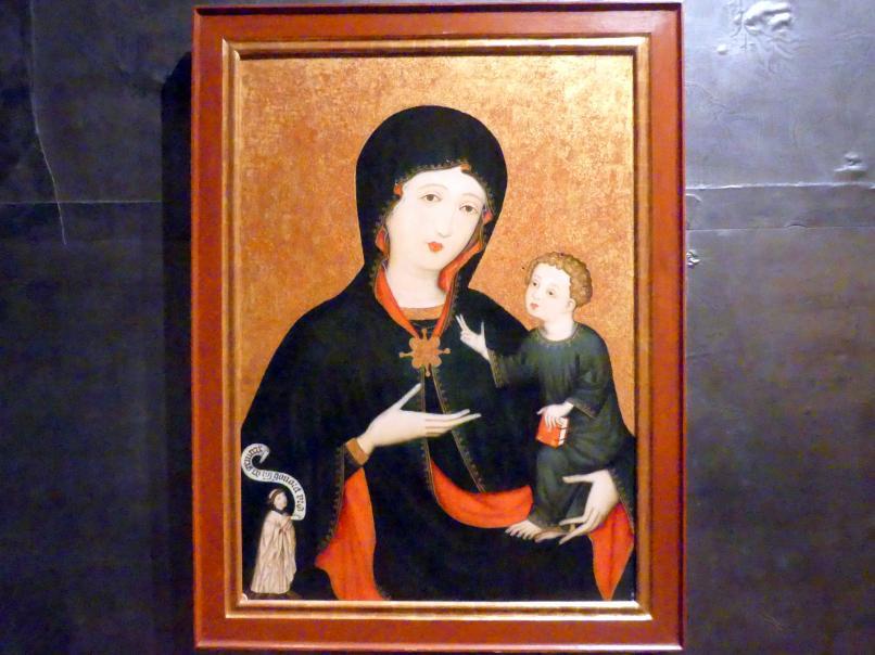 Teindles-Madonna, um 1440