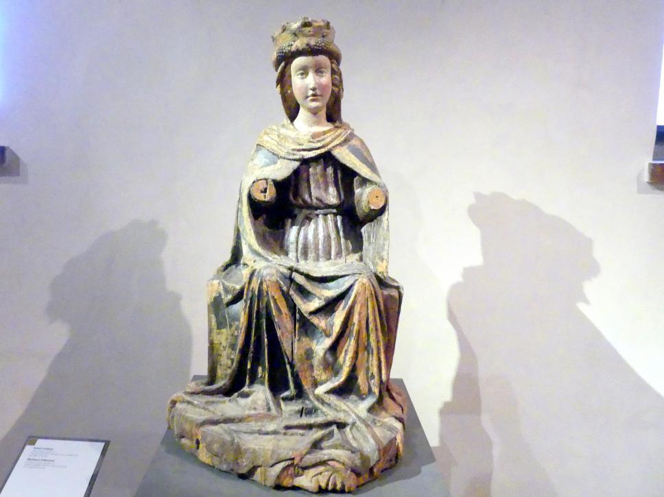 Thronenden Madonna, um 1440