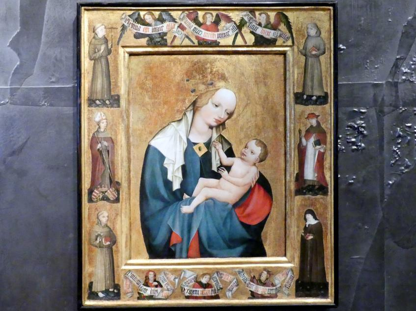 Maria mit Kind, nach 1450