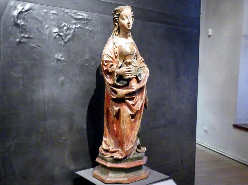 Heilige Barbara, um 1460 - 1470, Bild 2/6
