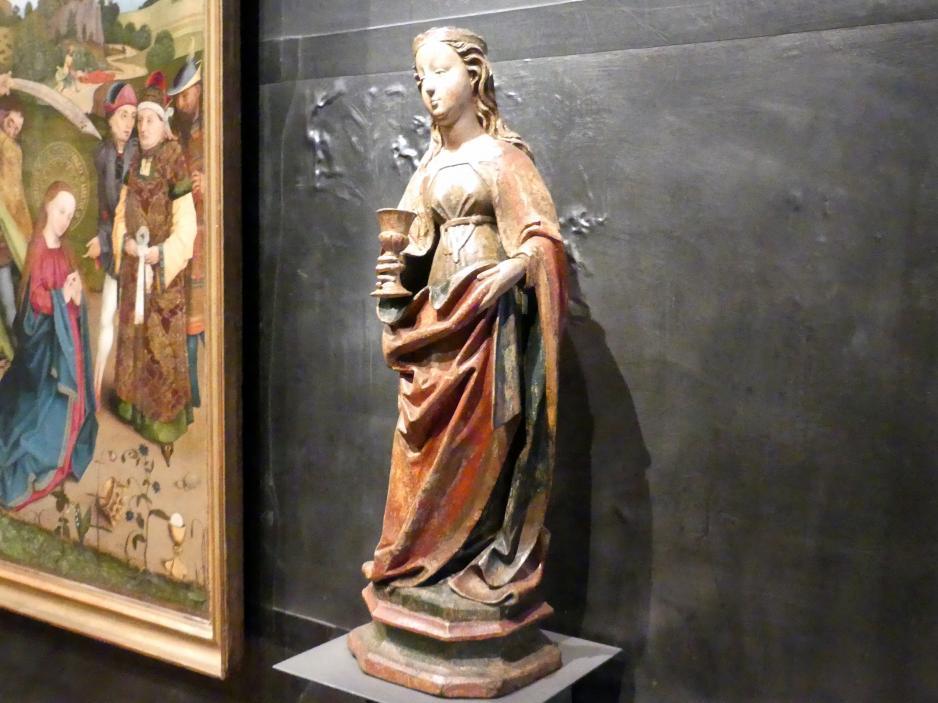 Heilige Barbara, um 1460 - 1470, Bild 3/6