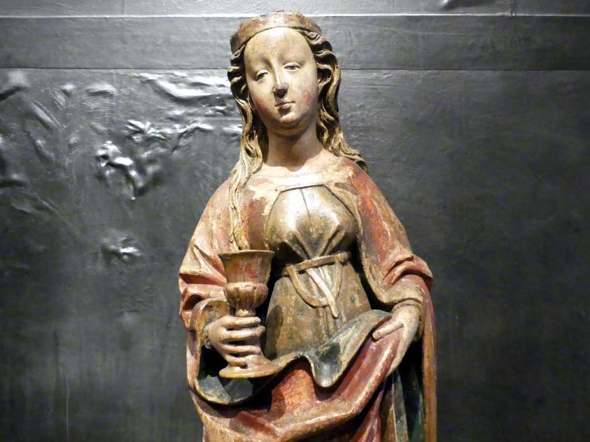 Heilige Barbara, um 1460 - 1470, Bild 4/6