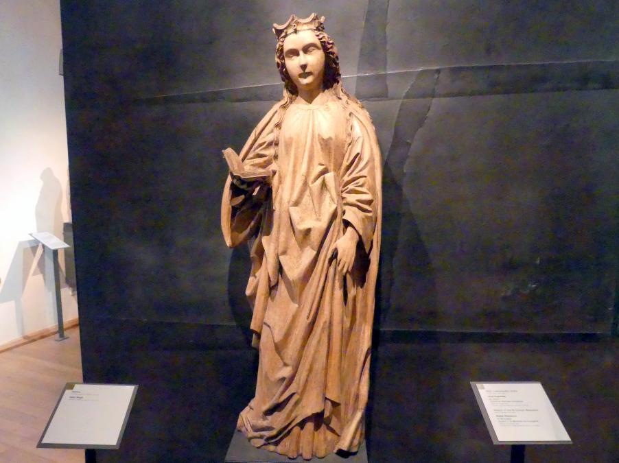 Heilige Jungfrau, Um 1450 - 1460