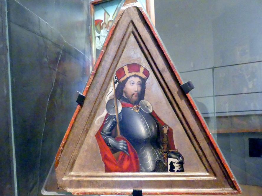 Meister des St.-Georg-Altars: Kaaden-Altar, Um 1480