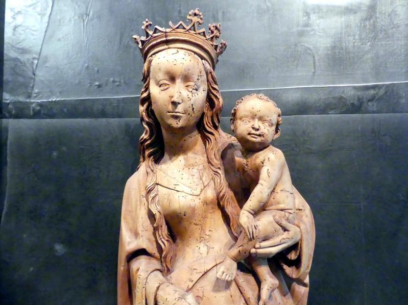 Maria mit Kind, 1490 - 1500