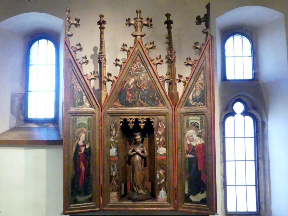 Altar von Dubany, Um 1470