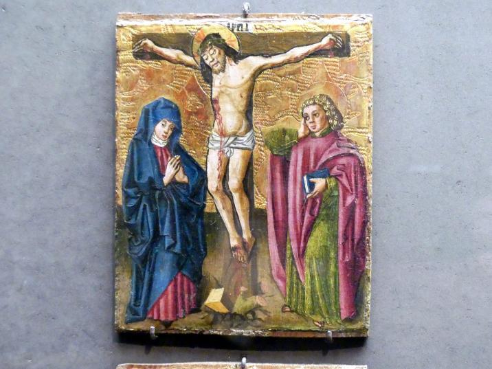 Gekreuzigter Christus, Um 1480