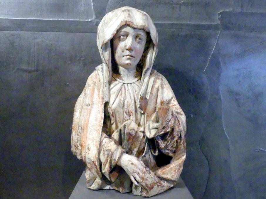 Schmerzhafte Muttergottes, Um 1470