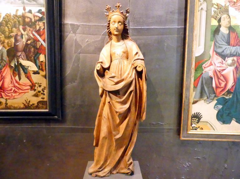 Heilige Katharina, Um 1470