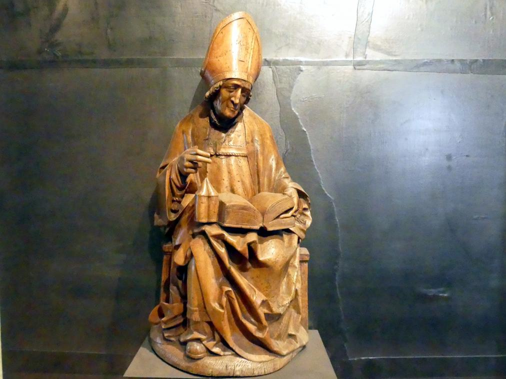 Heiliger Bischof, Um 1490
