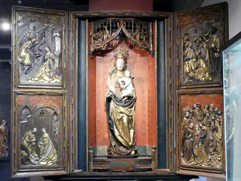 Altar von Wellartitz, um 1500