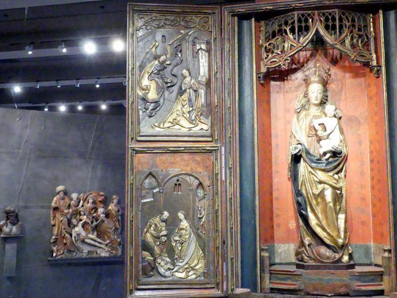 Altar von Wellartitz, um 1500, Bild 2/15