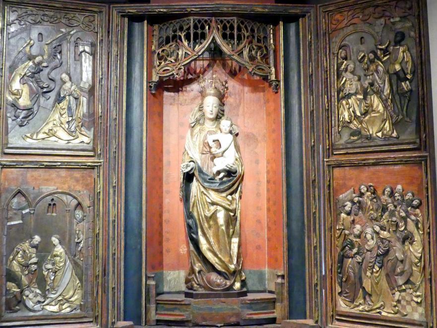 Altar von Wellartitz, um 1500, Bild 3/15