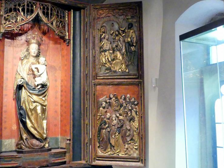 Altar von Wellartitz, um 1500, Bild 4/15