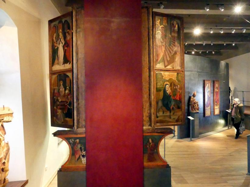 Altar von Wellartitz, um 1500, Bild 7/15