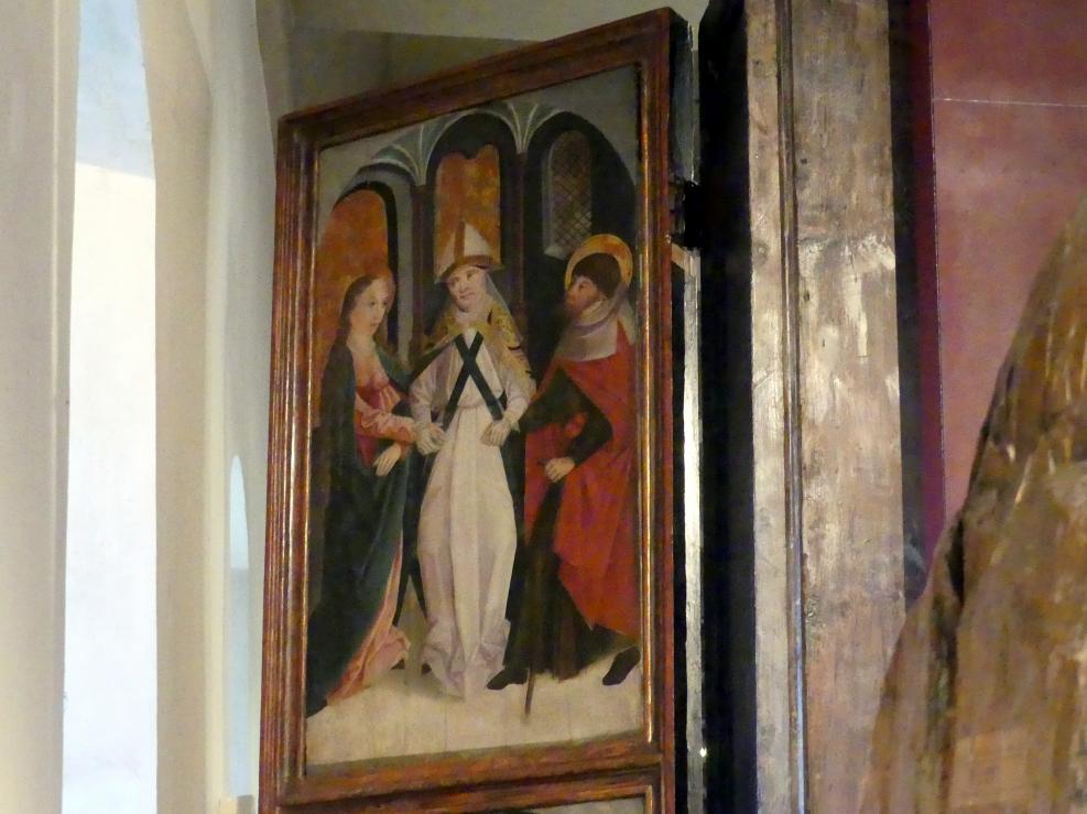 Altar von Wellartitz, um 1500, Bild 8/15
