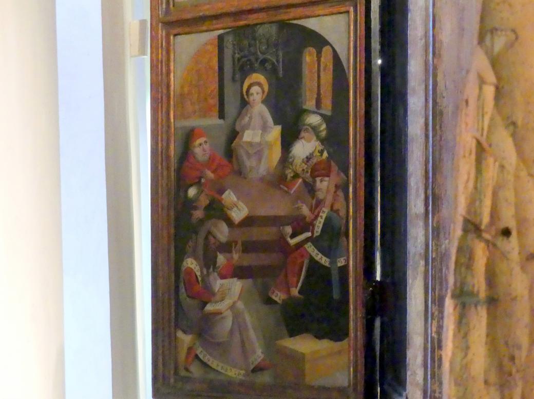 Altar von Wellartitz, um 1500, Bild 9/15
