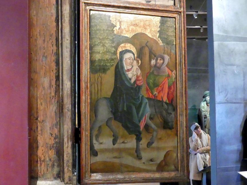 Altar von Wellartitz, um 1500, Bild 11/15